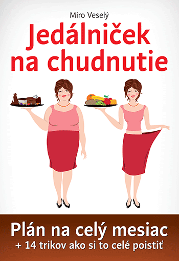 Jedálniček na chudnutie